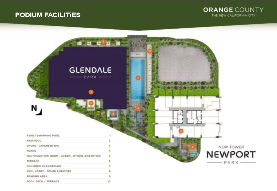 newport-fasilitas