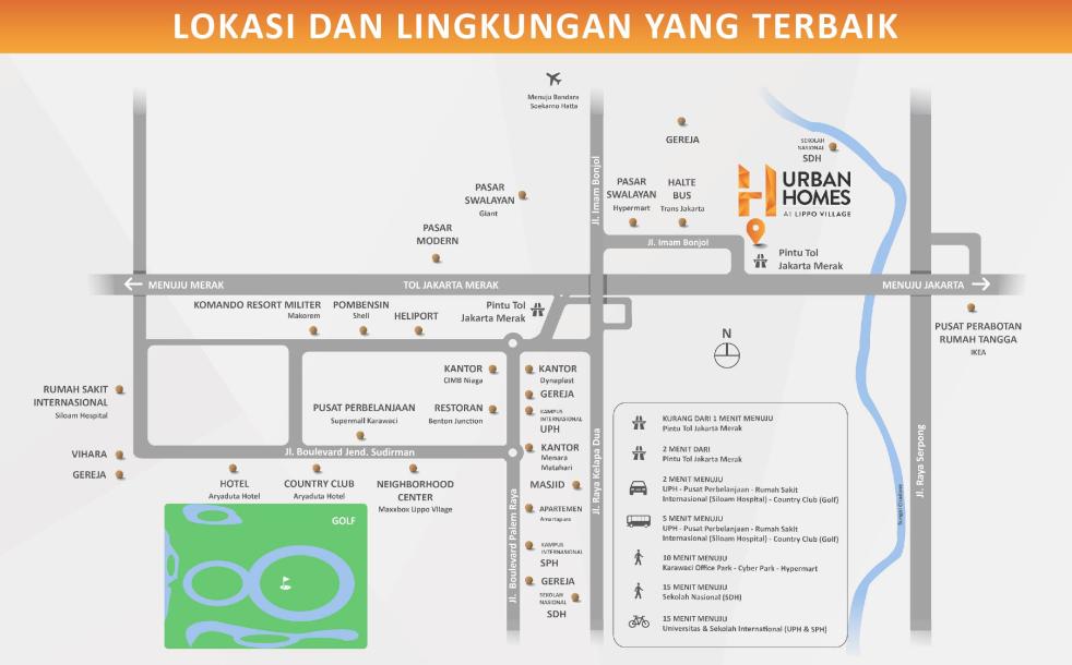urban-homes-lokasi