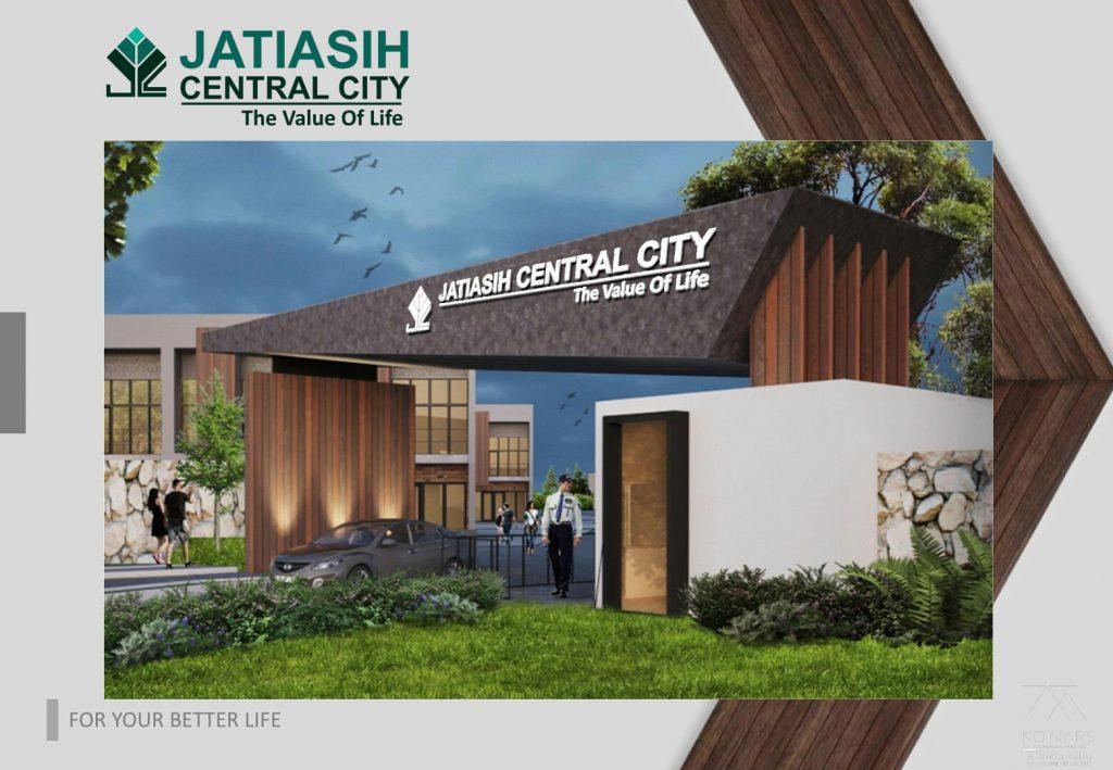 Jatiasih-central-city
