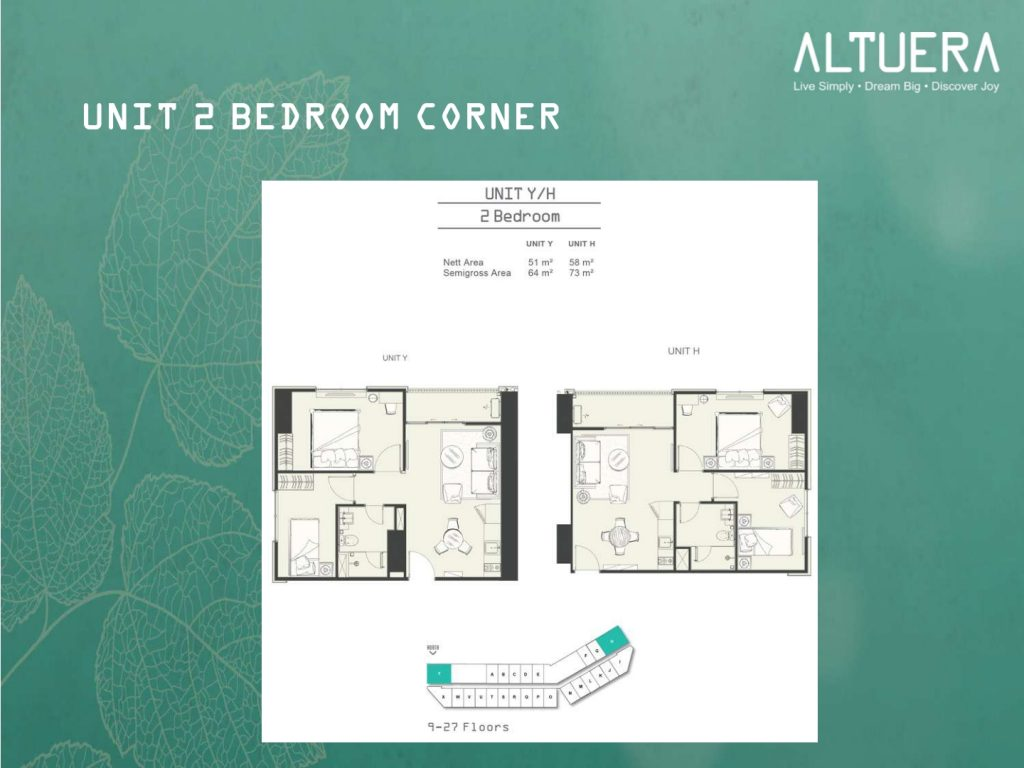 2br corner