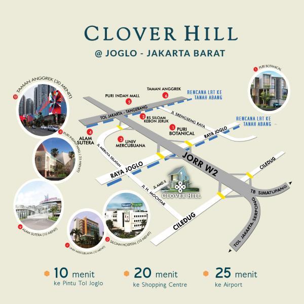 lokasi-clover-hill